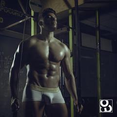 18(1) (ergowear) Tags: latin hunk bulge men sexy ergonomic pouch underwear ergowear fashion designer gym sports