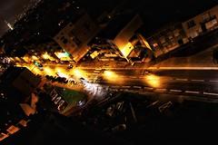 Street by night Brest (erwancalves) Tags: canonphotography canon bretagne bzh street night brest