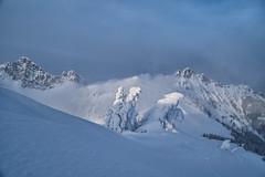 Winterlandschaft am Hahnenkamm (stefangruber82) Tags: alps alpen tyrol tirol winter berge mountains snow schnee sonne sun fog nebel wolken clouds