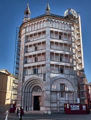 Baptisterio, Parma