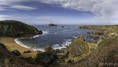 Playa de Lobadiz, Ferrol, A Coruña, España (JMFVERAS) Tags: islas mar sea islands seashore rocas rocks ferrol lobadiz doniños