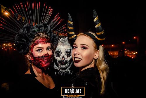 Halloween Fest: Inquisition 2018 ©  ReadMe Медиа Проект