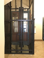 IMG_5666 (Andy961) Tags: polska poland wroclaw art hotel hotels elevator lift