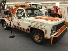 International Towing & Recovery Museum - Chattagooga TN (primemover88) Tags: international towing recovery museum chattanooga chevy chevrolet wrecker truck racing nascar talladega record
