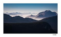 ...perspective... (iandub74) Tags: ciel sky cloud savoie hautesavoie tournette vallée profondeur perspective brouillard brume mist alpes paysage landscape nature mountain montagne