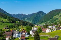 Toggenburg (olle.graf) Tags: 2018 olle berge fluss forrest fujifilm may mountain river schweiz switzerland thur toggenburg unterwasser wald xe2 altsanktjohann sanktgallen