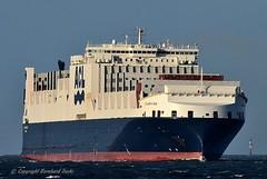ATLANTIC SUN (Bernhard Fuchs) Tags: boat cargo cargoships cuxhaven elbe frachtschiff fracht nikon frachtschiffe roro roroschiff schiffe ship ships vessel water containerschiffe containerschiff boot schiff wasser