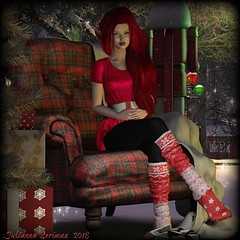 Blue Christmas Nope! RED! (Julianna Seriman) Tags: limerence lelutka maitreya catsclaw washcartsale winterwonderland cartsale kokoia boots free freebie freeinsecondlife fabfree fabuloulsyfree fabfreeinsl fabfreeinsecondlife fabulouslyfreeinsl fabulouslyfreeinsecondlife juli juliannaseriman pout ikon glamaffair christmas nycchristmas