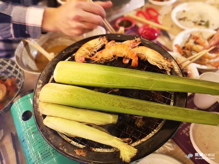 【台中】泰夯蝦│現流泰國蝦│現抓現烤│燒烤吃到飽 @魚樂分享誌