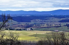 Greenbrier Valley (2) (jimboyrer) Tags: lan dscape trees mountains appalachian country