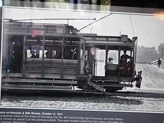 P9193039 (bentchristensen14) Tags: usa unitedstatesofamerica california sanfrancisco sanfranciscorailwaymuseum museum tram steuartstreet