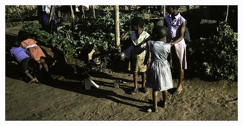 Township nr. Gweru. Zimbabwe.