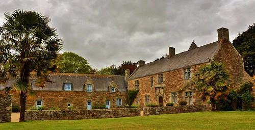 Manoir de Trévilit  Plonéour-Lanvern - Bretagne / Finistère
