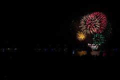 English Bay fireworks (Sir_Francis_Barney) Tags: canada kanada vancouver british columbia fireworks feuerwerk