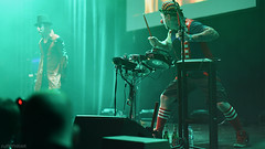 . spark! (. ruinenstaat) Tags: tumraneedi ruinenstaat konzert spark etropolis oberhausen turbinenhalle ruhrpott ruhrgebiet schweden sverige musik ebm elektronik