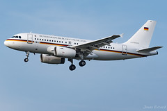 GAF_A320_15+02_BRU_OKT18 (Jonas_Evrard) Tags: aviation airport aircraft airplane airliner spotting spotter brussel goverment photography planespotting plane planes planespotter
