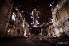 Sugar / Azucar. (Pomediouda) Tags: azucar sugar abandonada fabrica ruinas interior hierro oscuridad dark ruins nikon d90 desolado derrumbado decay urban abandonments daily despoblado