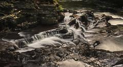 SgwdIsafClungwynLowerFalls_2018_10_20_1475 (Sam Waddy) Tags: brecon wales light landscape d800 pce tiltshift waterfalls water rocks autumn