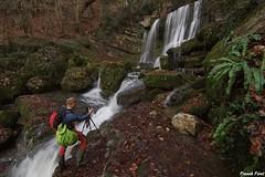La Cascade du Verneau - Nans Sous Sainte Anne (francky25) Tags: la cascade du verneau nans sous sainte anne franchecomté doubs