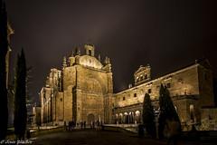 San Esteban (con niebla, foggy) (jesussanchez95) Tags: sanesteban church salamanca night urbanlandscape paisajeurbano nocturna iglesia arquitectura architecture