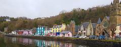 Tobermory (Donald Morrison) Tags: isleofmull salen tobermory sea coast autumn scotland highlands