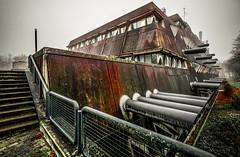 Bunker (vince_veg3) Tags: architecture bunker rusty hard building end