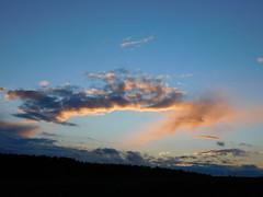 Schöner Himmel (elisabeth.mcghee) Tags: himmel sky abendhimmel abendrot sunset sonnenuntergang wolken clouds oberpfalz upperpalatinate