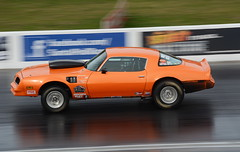 Pontiac_3781 (Fast an' Bulbous) Tags: classic drag race car vehicle automobile motorsport fast speed power acceleration santa pod outdoor nikon d7100 gimp