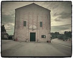 Fermo (simona300) Tags: landscape fermo marche italy terremoto centroitalia chiesa nuvole paesaggio italiano paesaggioitaliano architettura