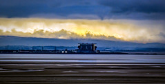 Heysham and a finger pointing to heaven (robmcrorie) Tags: had hill ulverston view heysham power station inter mast telecommunications nikon d850 200500 ed vr lends 1z10 morecambe bay hoad