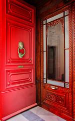 double doors (Siuloon) Tags: door red color malta valletta architektura architecture architettura architectural