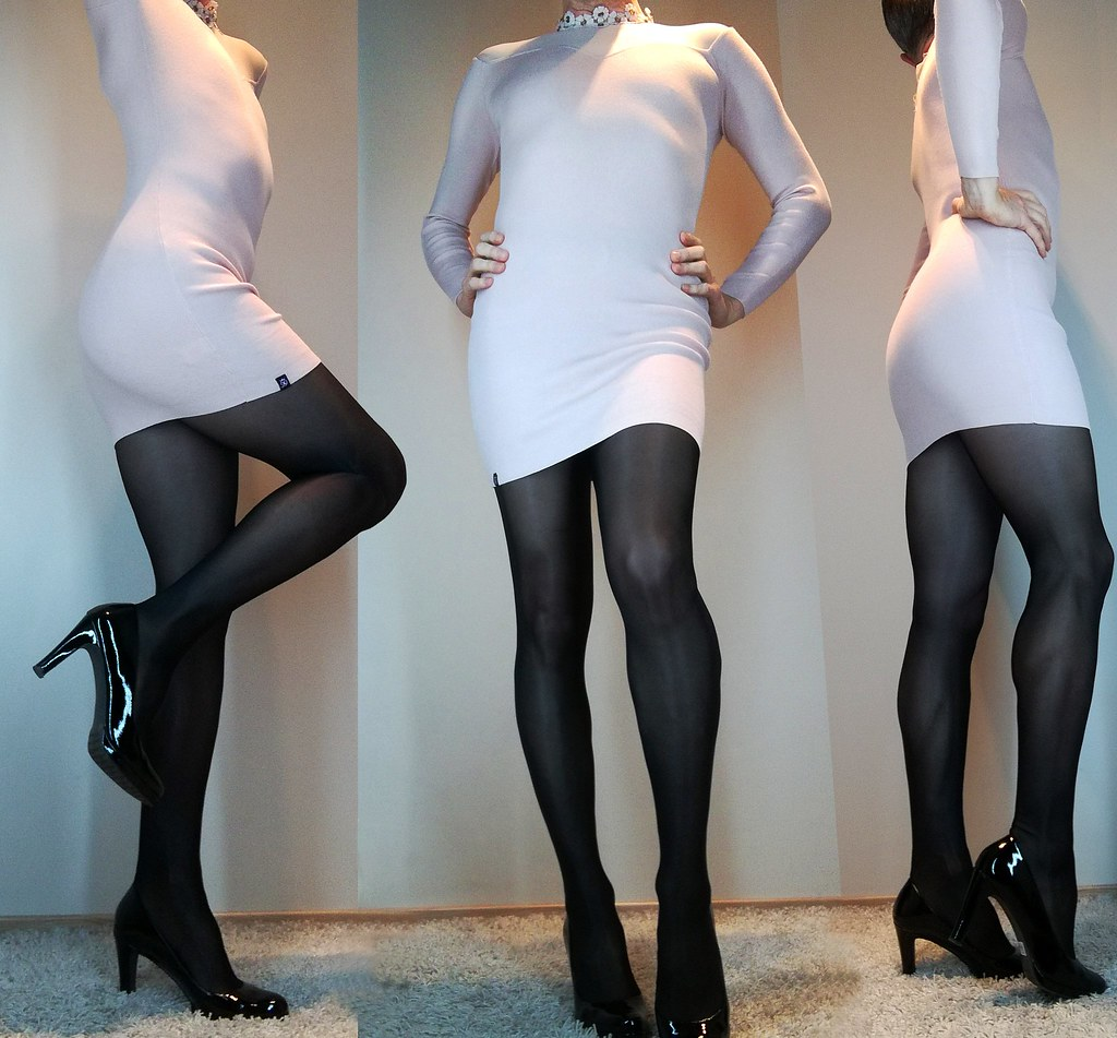 Young adult on slender body types dress bodycon different reflections dillards