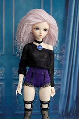 IMG_9258-1 (Elena_art) Tags: msd minifee mod chloe custom fairyland pastelgoth bjd etsy