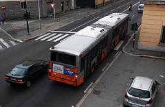 BredaMenariniBus M321MU (1997) (maximilian91) Tags: bredamenarinibusm321u bredamenarinibusm321 bredamenarinibus italianbuses italia italy liguria genova genoa amtgenova amt