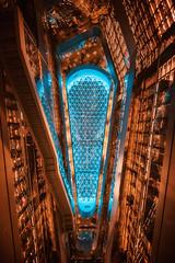 Lafonce Wanbang Bookstore (颖博张) Tags: city art design book store nikon sigma wildeangel inner 西安 light