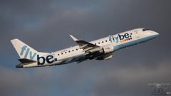 G-FBJK E175 BEE