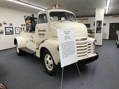 International Towing & Recovery Museum - Chattagooga TN (primemover88) Tags: international towing recovery museum chattanooga chevy chevrolet coe cabover wrecker truck