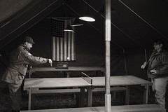 Waxahachie WWII Weekend - Table Tennis anyone (d-day buff) Tags: livinghistory reenactment wwiihistory wwiiweekend waxahachie waxahachiewwiiweekend baseball pingponglivinghistoryreenactmentwwiihistorywwiiweekendwaxahachiewaxahachiewwiiweekend 1940s