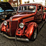 Classic Car Show Event - Phoenix  New York - Oswego County - Custom Ford thumbnail