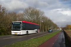 EBS 5076 - Spijkenisse (rvdbreevaart) Tags: ebs spijkenisse iveco crossway bus openbaarvervoer publictransport öpnv raw rawtherapee cng gnc