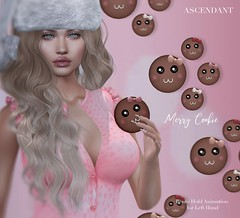 Notice Me, Santapai | 17th December (Kah Melody | ASCENDANT) Tags: santapai notice me ascendant hold bento animation cookie merry christmas kawaii