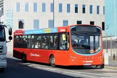 30942 - BK13 NZT (Solenteer) Tags: rotala diamondbus westmidlandsbus 30942 bk13nzt volvo b7rle wrightbus eclipse2 walsall
