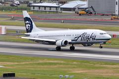 Alaska Airlines - Boeing 737-400 - N778AS - Portland International Airport (PDX) - June 3, 2015 4 338 RT CRP (TVL1970) Tags: nikon nikond90 d90 nikongp1 gp1 geotagged nikkor70300mmvr 70300mmvr aviation airplane aircraft airlines airliners portlandinternationalairport portlandinternational portlandairport portland pdx kpdx n778as alaskaairlines alaskaairgroup vxcapitalpartners vxcapital oeiay aslaviation aslairlinesbelgium aslairlines boeing boeing737 boeing737400 737 b737 b734 737400 boeing7374q8 7374q8 boeing737specialfreighter 737specialfreighter boeing737400specialfreighter boeing737400sf 737400sf boeing7374q8sf 7374q8sf 737freighter 737sf 737f b737f b737sf b734sf cfminternational cfmi cfm56 cfm563c1 tiresmoke