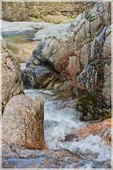 ([JBR]) Tags: river rio riviere lasalle gard salendrinque water eau agua stone pierre piedra rock rocks granite granit nature 2018 winter hiver