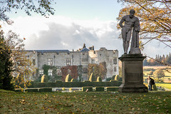 Chirk Castle (Maisiebeth) Tags: chirk castle chirkcastle northwales wales nationaltrust nattrust nt autumn autumnal heritage