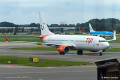 TUI Boeing 737-86J     C-GOWG     Amsterdam Schiphol - EHAM (Melvin Debono) Tags: tui boeing 73786j   cgowg amsterdam schiphol eham cn 37757 leased from sunwing airlines hybrid livery melvin debono spotting canon plane planes photography airplane airport aviation aircraft