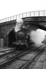 Goathland departure (feroequineologist) Tags: 65894 j27 goathland lner railway train steam nymr northyorkshiremoorsrailway