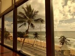 bom de ver (lucia yunes) Tags: janela paisagem recife brasil praiadaboaviagem beach windows landscape seascape mobilephoto mobilephotographie motozplay luciayunes sea mar praia