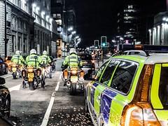 (mspbusy) Tags: night opsbikes team convoy police bmw volvo traffic rpu merseysidepolice