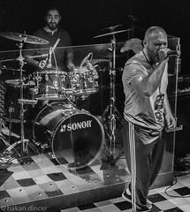 Tahrip-2 (hkndincer) Tags: music musician stage live event concert izmir turkey hardcore hard core rap